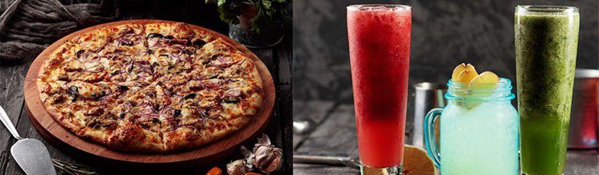 Новая пицца с тунцом! Скоро!
